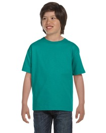 Gildan Youth 5.5 oz., 50/50 T-Shirt