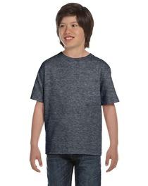 Gildan Youth 5.5 oz., 50/50 T-Shirt