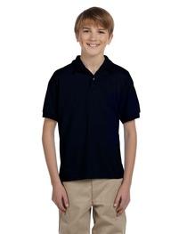 """Gildan """"Youth DryBlend® 9.4 oz./lin. yd., 50/50 Jersey Polo"""""""
