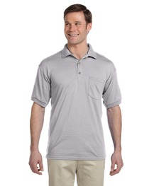 Gildan Adult 6 oz., 50/50 Jersey Polo with Pocket