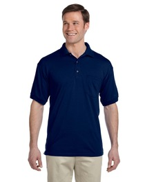Gildan Adult 6 oz., 50/50 Jersey Polo with Pocket
