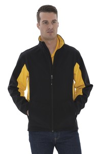 Coal Harbour® Everyday Colour Block Soft Shell Jacket