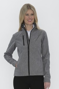 Coal Harbour® Premier Soft Shell Ladies' Jacket