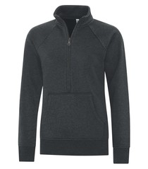 ATC™  Esactive® Vintage 1/2 Zip Ladies' Sweatshirt