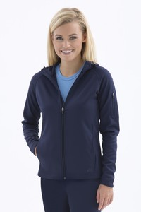 ATC™  Ptech® Fleece Hooded Ladies' Jacket