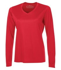 ATC™  Pro Team Long Sleeve V-neck Ladies' Tee
