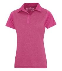 ATC™ Pro Team Heather Perf. Colour Block Ladies' Sport Shirt