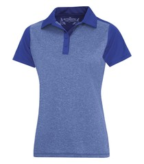 ATC™ Pro Team Heather Perf. Colour Block Ladies' Sport Shirt