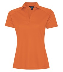 Coal Harbour® Tech Mesh Snag Resistant Ladies' Sport Shirt