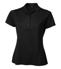 Coal Harbour® Snag Resist Contrast Stch Ladies' Sport Shirt