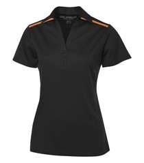 Coal Harbour® Everyday Colour Block Ladies' Sport Shirt