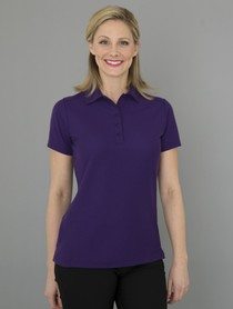 Coal Harbour® C-spun Pique Ladies' Sport Shirt