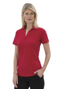 Coal Harbour® Comfort Pique Soil Release Ladies' Sport Shirt