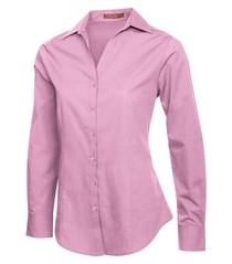 Coal Harbour® Textured Ladies' Woven Shirt