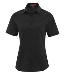 Coal Harbour® Everyday Short Sleeve Woven Ladies' Shirt