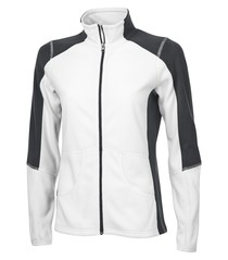 Coal Harbour® Everyday Fleece Colour Block Ladies' Jacket