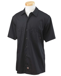 Dickies Men's 4.25 oz. Industrial Long-Sleeve Work Shirt