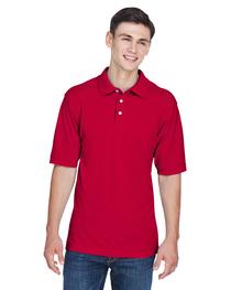Harriton Men's Tall 5.6 oz. Easy Blend™ Polo