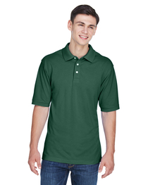 Harriton Men's Tall 5.6 oz. Easy Blend™ Polo