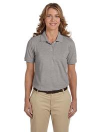 Harriton Ladies' 5.6 oz. Easy Blend™ Polo
