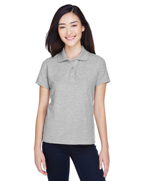 Harriton Ladies' 5 oz. Blend-Tek™ Polo