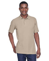 Harriton Men's 5 oz. Blend-Tek™ Polo
