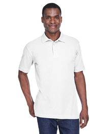 Harriton Men's 5 oz. Blend-Tek™ Polo