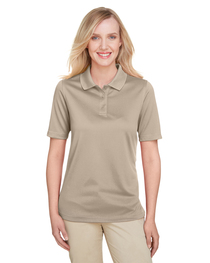 Harriton Ladies' Advantage Snag Protection Plus IL Polo