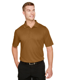 Harriton Men's Advantage Snag Protection Plus IL Polo