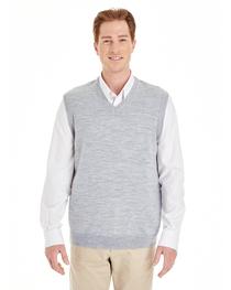 Harriton Men's Pilbloc™ V-Neck Sweater Vest