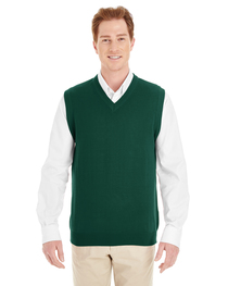 Harriton Men's Pilbloc™ V-Neck Sweater Vest