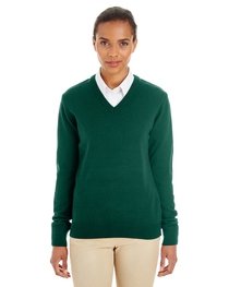 Harriton Ladies' Pilbloc™ V-Neck Sweater