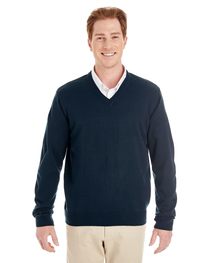 Harriton Men's Pilbloc™ V-Neck Sweater
