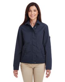 Harriton Ladies' Auxiliary Canvas Work Jacket