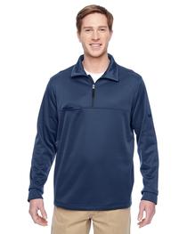 Harriton Adult Task Performance Fleece Quarter-Zip Jacket