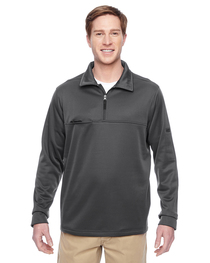 Harriton Adult Task Performance Fleece Quarter-Zip Jacket
