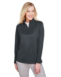 Harriton Ladies' Advantage Plus IL Quarter-Zip