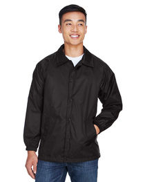 Harriton Adult Nylon Staff Jacket