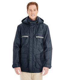 Harriton Adult Axle Insulated Cargo Jacket