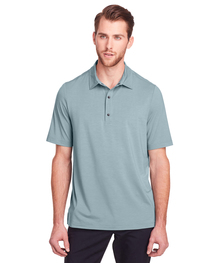 North End Men's Jaq Snap-Up Stretch Performance Polo