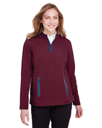 North End Ladies' Quest Stretch Quarter-Zip