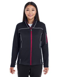 North End Ladies' Endeavor Fleece Jacket