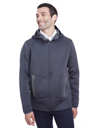 North End Men's Paramount Bonded Knit Jacket