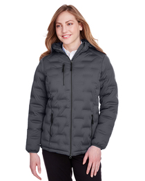 North End Ladies' Loft Puffer Jacket