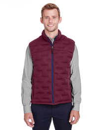 North End Men s Loft Pioneer Hybrid Vest