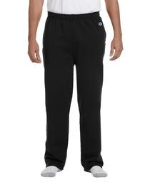 Champion Adult 9 oz. Double Dry Eco® Open-Bottom Fleece Pant