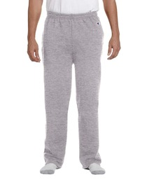 Champion Double Dry Eco® Open-Bottom Fleece Pant  Pockets