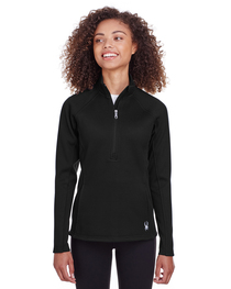 Spyder Ladies' Constant Half-Zip Sweater