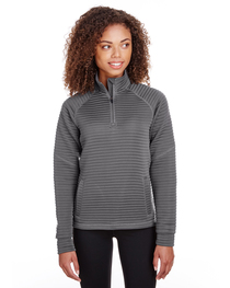Spyder Ladies' Capture Quarter-Zip Fleece