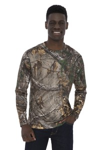 ATC™ Realtree® Tech Long Sleeve Tee